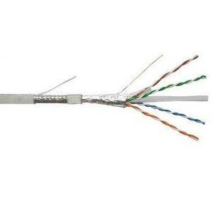 Good Price SFTP CAT6A Network Cable pictures & photos