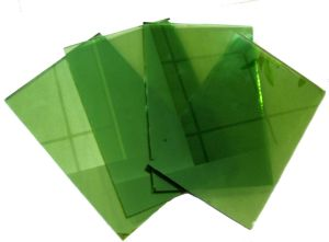 4-6mm Dark Green Reflective Glass pictures & photos