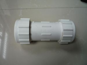 PVC Compression Coupling pictures & photos