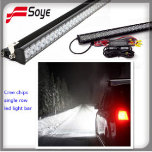 45.5′′ 400W CREE Single Row LED Light Bar 35424lm Light off Road Bar 4X4 4WD