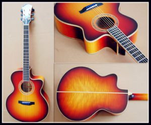 Acoustic Guitar Stock Available (YZ-02S)