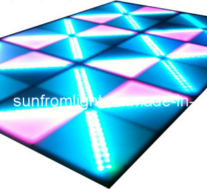 Ray Color Effect LED Dance Floor (SF-LD03) pictures & photos