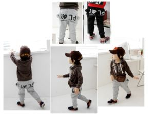 Children Clothes Pants (CG0040)