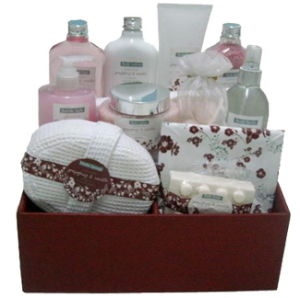 Toiletries Bath Set Bath Product (AB9003)