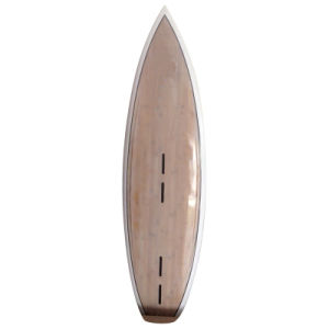 EPS Kite Surfboard with Bamboo Veneer, The Kite Surfboard with PVC Reinforcement