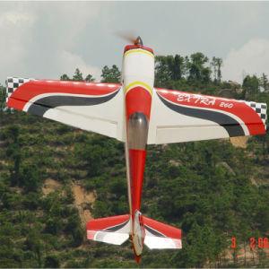 China R/C Airplane (Gas Extra 260-30CC, Carbon fibre version