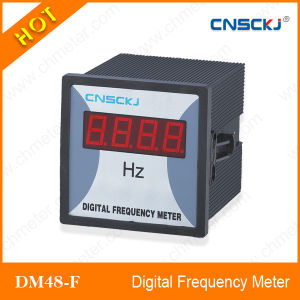 48*48mm Single Phase Digital Frequency Meters