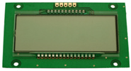 Alphanumeric LCD Module without Backlight (YD-080102C-VA)