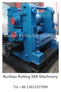 Two-High Steel Rolling Mill Steel Rolling Equipment pictures & photos