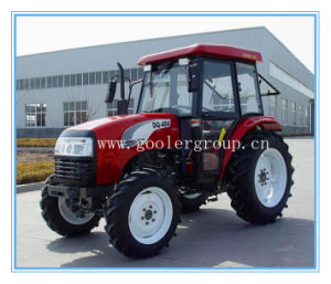 DQ404 Tractor With Luxury Cabin, 40HP, 4WD pictures & photos