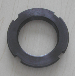 Round Nut / Slotted Nut GB858 pictures & photos