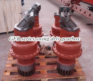 Rexroth Gfb Swing Drive Slewing Drive Planetary Gearbox Gfb17t2, Gfb17t3, Gfb26t2, Gfb36t3, Gfb40t2, Gfb50t2, Gfb50t3, Gfb60t2, Gfb60t3, Gfb80t3, Gfb110t3