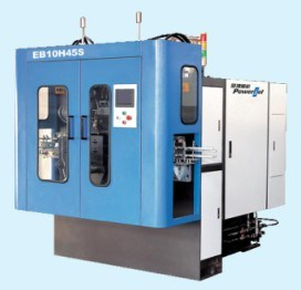Powerjet Extrusion Blow Molding Machine (EB10H)