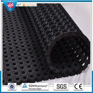 Anti-Slip Rubber Boat Deck Mat, Grass Rubber Floor Mat
