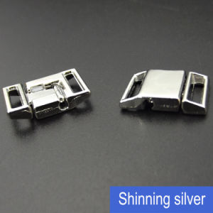 9mm Bra Silver Metal Clip in Various Design Available pictures & photos