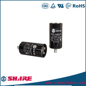 CD60 Capacitor for Motor Start Electrolytic Capacitors pictures & photos
