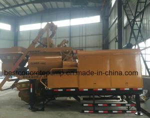 Movable Concrete Mixer and Concrete Pump Truck