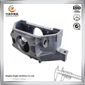 Steel Gearbox Ductile Iron Gearbox Transmission Housing pictures & photos