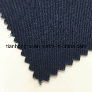 Waterproof Breathable Light Weight 100% Heavy Cotton Fabric for Workwear/Jacket/Uniform pictures & photos