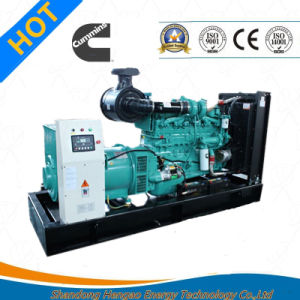 80kw/100kVA Cummins Diesel Generator for Emergency Use