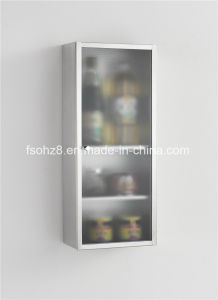 Service Stainless Steel Furniture Kitchen Storage Cabinet (7043) pictures & photos