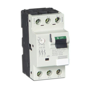 Motor Protector Motor Protection Circuit Breaker Dz518 (GV2-RS LS LE) pictures & photos