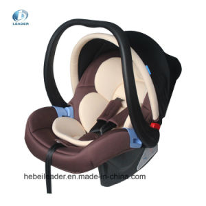 China Universal Design Racing Car Seat Baby Shield Safety Car Seat