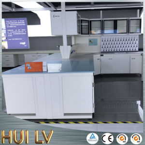 Chemical Resistant Steel Lab Furniture with CE ISO9001 pictures & photos