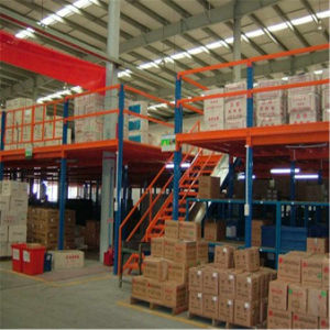 Salian Hot Sale Storage Warehouse Mezzanine Shelf pictures & photos