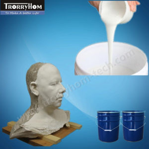 Medical Grade Life Casting Silicone Rubber for Artificial Face