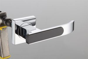 Hot Zinc Alloy Door Lock Handle (Z0-01224 CPB)