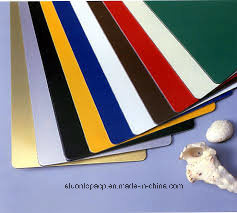 Colorful Coating Aluminum Composite Panel pictures & photos
