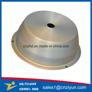 Custom Aluminum Spinning Parts for Bulkhead Can pictures & photos