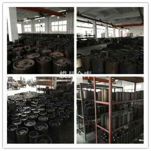 Industrial Rubber Timing Belt/Synchronous Belts 1848 1890 1960 2002 2100-14m pictures & photos