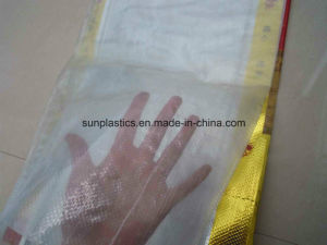 50kg High Quality Practical BOPP Rice Bag