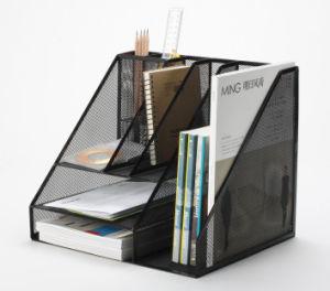 Office Desk Organization Supplies/ Metal Mesh Stationery Organizer/ Office  Desk Accessories