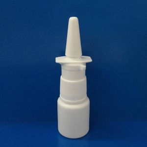 10ml HDPE round bottle with nasal pump include shipping clip or not pictures & photos