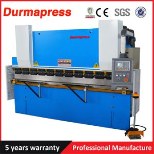 Wc67y Series Hydraulic Press Brake with Ce Standard, SGS