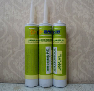 Single-Component Silicone Structural Sealant Adhesive Seals Mechanical Property pictures & photos