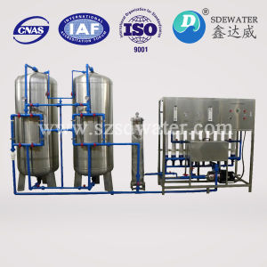 Reverse Osmosis Water Treatment Machine for Sale pictures & photos