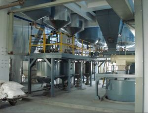 Leading Industry Technology Powder Detergent Plant Production Line Equipment