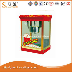 Popular Porcorn Machine with Cart Big Size Popcorn From Guangzhou pictures & photos