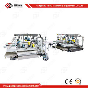 Ultrathin Electronic Glass Straight-Line Edging Machine with High Accuracy pictures & photos
