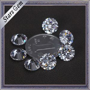 Hot Sale Size 8mm AAA Quality CZ Cubic Zirconia for Sale pictures & photos