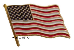 Souvenir Flag Badge for Different Country. Promotional Gift