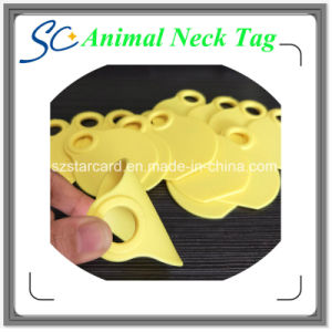 China Supllier Cattle Sheep Neck Tags with Free Sample