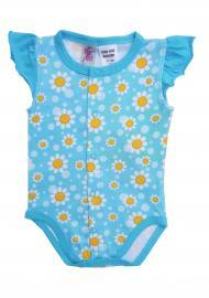 Sunflower Design Baby Clothest OEM Service Infant Wear pictures & photos