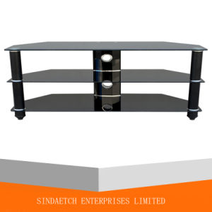 Low Price Glass TV Table pictures & photos