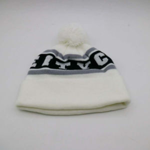 Custom Embroidery Knitted Hot Sale Winter Beanies Hat pictures & photos