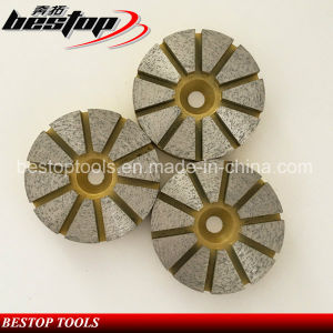 Metal Bond Diamond Grinding Disc for Floor pictures & photos